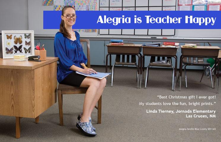 Alegria Shoes from the Original